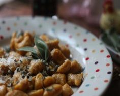 Spiced Sweet Potato Gnocchi