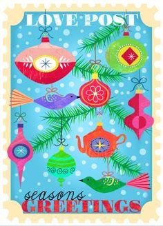 Love Post seasons greetings small By Sevenstar aka Elisandra