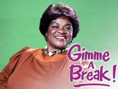 "Whitney Houston played the role of Rita in (1) episode "" Katie's College "" on the television series Gimme A Break (1984)."