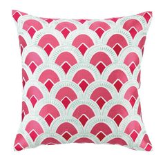 I pinned this Scallop Pillow from the Palm Beach Chic event at Joss and Main!