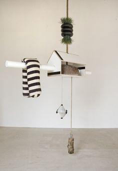 jacques julien Soft Sculpture, Lighting, Artist, Home Decor, Kids, Entrance Mats, Painted Wood, Contemporary, Young Children
