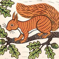 Gerard Hobson, Red Squirrel