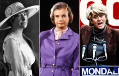 10 Female Politicians Who Shattered Major Glass Ceilings - Getty Images/AP Photo
