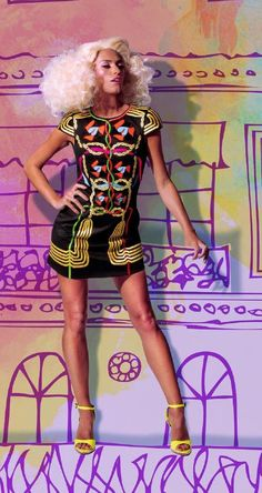 #ClippedOnIssuu from Voir Fashion Issue 12 : Cavalli of the Dolls