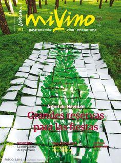 Cover of MiVino-Vinum wine magazine 191