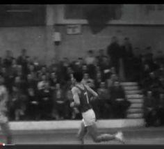 Le basket à travers les âges. Le championnat du monde militaire 1959 - vidéo