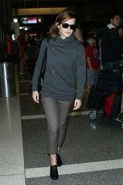 Emma Watson Capri Pants