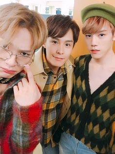 Jaehyun, Kwangjin, Cha Hun