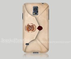 Harry Potter A Sign of Happiness Samsung galaxy case Marauder's Envelope galaxy S5 case galaxy S4 case S3 case Image printed Back and Sides $14.99 by http://www.beautifulseasondiy.com/