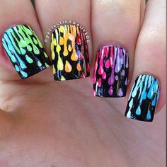 cool nails art designs 2016 trends manicures first made an appearance at the spring 2016 shows at New York Fashion Week, but you can where them now. Your fingertips are about to be super trendy. Cute Pink Nails, Pink Nail Art, Cute Nail Art, Cute Acrylic Nails, Beautiful Nail Art, Nail Art Designs 2016, Cute Nail Designs, Acrylic Nail Designs, Easy Designs
