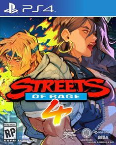 If you are a casual or hardcore gamer and you like the Xbox One home console, what you waiting for? Don't waste your time for other Xbox One Console video games, take a tour to the related page of Streets of Rage 4 for Xbox One Ps3, Playstation Consoles, Playstation Games, Xbox One Games, Nintendo Consoles, Rage Art, Portable Console, Xbox One Console, Super Mario Brothers