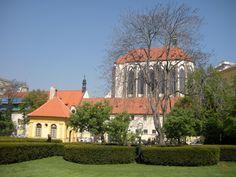 Францисканский сад (Františkánská zahrada)