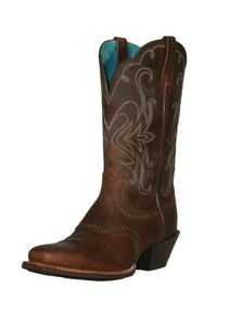 Ariat Women's Legend Boots (Distressed Brown) $169.97