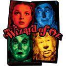 Wizard of Oz Squares Magnet: 840391105485     Calendars.com