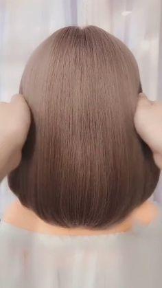Little Girl Short Hairstyles, Kids Girl Haircuts, Cute Hairstyles For Short Hair, Easy Kid Hairstyles, Beautiful Hairstyles, Party Hairstyles, Hair Dos For Kids, Short Hair For Kids, Short Hair Dos