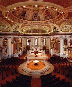 St. Joseph Basilica, San Jose, CA.