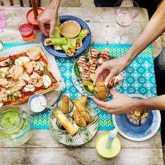 Recept - Gehaktrolletjes met chilisaus - Boodschappenmagazine