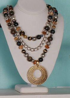 TOP NOTCH necklace 757-635-4949 Premier757@gmail.com Facebook: PremierDesigns757 http://Rebekah.MyPremierDesigns.com/