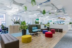 Mars Office by UNK project - Office Snapshots