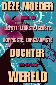 Zelfs twee lieve koppigste dochters Mom And Dad, Positive Vibes, Wish, Daughter, Positivity, Lol, Humor, Feelings, Quotes