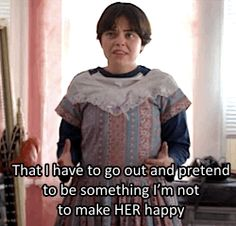 "Boo has been the realest of the real from a young age. | 16 Times Boo From ""Orange Is The New Black"" Was The Realest Bitch In Litchfield"
