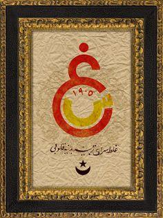 Osmanlı Dönemi Galatasaray Logosu sadece 75 tl detay bilgi : 0535 394 0193 www.livacraft.com