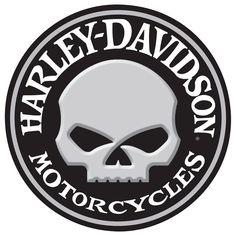 Harley Davidson Willy Skull Sign Ande Rooney Signs #harleydavidsoncustomsportster #harleydavidsongirls