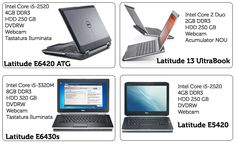 Calculatoare Second Hand si Refurbished - Dell eXclusive Store Laptop, Korea, Laptops, The Notebook
