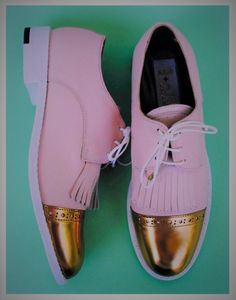 Oxfords, Oxford Brogues, Loafers, Unique Shoes, Cute Shoes, Me Too Shoes, Oxford Shoes Outfit, Shoe Boots, Shoe Bag