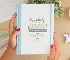 QUADERNO - Grandi idee per arrivare dove vuoi - Benvenuto su GratioCafe shop!