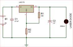 Simple LDR circuit diagram | Circuits | Pinterest | Ldr, Ldr circuit ...