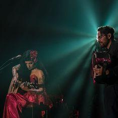 Algunas fotos que tomé anoche en el concierto de la gran @monlaferte en #Bogotá. . . . . #music #photography #live #concert #colombia #monlaferte #gira #sonya6300