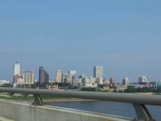 City of Memphis (From SD toggle the river to hit Minnesota, Iowa, Nebraska, Kansas, Missouri, Arkansas and onto Memphis..)