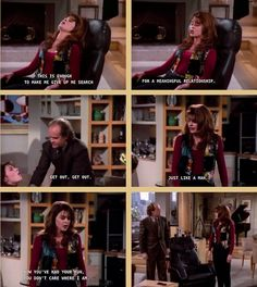 When your boyfriend is being a little greedy. | 19 Frasier Comebacks To Use In Everyday Life
