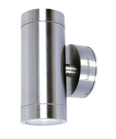 Beacon Lighting - Lucci Marine exterior 12V IP66 up/down facing wall bracket in 316 grade stainless steel