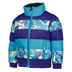 Spyder Bitsy Duffy Puff Jacket