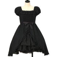Lace frills over dress Victorian Maiden https://www.wunderwelt.jp/en/products/w-29214 https://www.wunderwelt.jp/en/products/w-29213  Worldwide shipping available ♪  How to order → https://www.wunderwelt.jp/en/shopping_guide