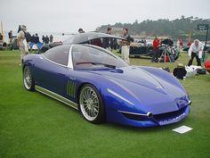 Stunning Italdesign Giugiaro Moray Corvette