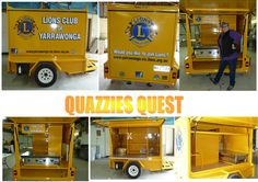 Resultado de imagem para lions club truck