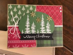 Fab Friday Christmas by mfb - Cards and Paper Crafts at Splitcoaststampers