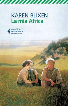 Libro La mia Africa di Karen Blixen Karen Blixen, Great Books, My Books, Beloved Book, Reading Challenge, Ex Libris, Book Lovers, Africa, Audiobooks