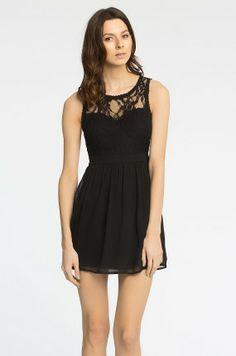 Vero Moda - Šaty New Feja černá Life, Black, Dresses, Fashion, Tunic, Gowns, Black People, Fashion Styles, Fasion