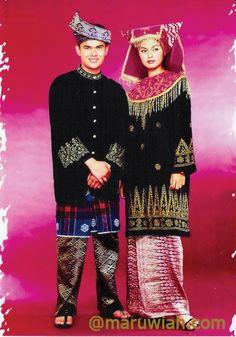 Sabah - Pakaian Tradisional Kaum-Kaum Di Malaysia | BUSANA ...