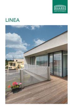"""Unser Modell des Monats """"LINEA"""" gibt es auch als Balkonvariante! Eine tolle Balkonidee für euer Eigenheim. Vertraut dem ORIGINAL 💪 Und der Sommer kann kommen! ☀️☀️☀️  #linea #guardiaustria #werteausösterreich #aluzaun #balkonausaluminium #aluminiumzaun #balkon #idee #design #anthrazit #grau #preiswert Balcony, Villa, The Originals, Outdoor Decor, Garage Doors, Design, Blog, Home Decor, Patio"""
