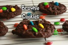 Brownie Cookies ~ Gluten free ~ Click here --> https://www.facebook.com/photo.php?fbid=632483393503080&set=a.101587679925990.2810.100002242745650&type=1&theater