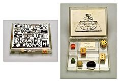Play Art - George Brecht, Games and Puzzles, 1965