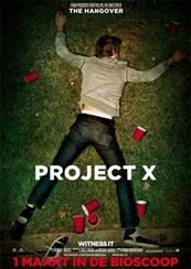 Project X Movie - this is how to make friends