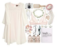 i love you alot, sometimes i'm just not sure how to show it. by zada on Polyvore featuring H&M, Calvin Klein Underwear, Antipast, Irregular Choice, Retrò, Philip Kingsley, Lomography, C.R.A.F.T., BOBBY and byeloveyou