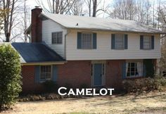 Don't miss this lovely family home in the desirable Camelot neighborhood!