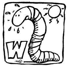 worm-clipart-alpha-w.gif (500×496)